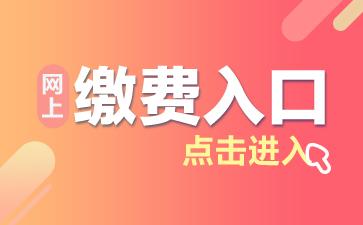 重庆三支一扶缴费入口